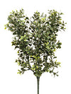 "Boxwood Bush - 17"" Tall - Box of 6 - Green"