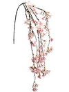 "Cherry Blossom Branch Spray - 60"" Long - Box of 12 - Choice of Color"