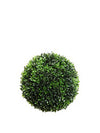 "Boxwood Ball - 12"" Diameter - Set of 4 - Green"
