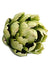"Artichoke - 4.5"" Diameter - Box of 6 - Choice of Color"