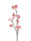 "Cherry Blossom Branch Spray - 43"" Tall - Box of 12 - Choice of Color"