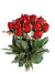 "Planters Rose Bud Stem - 8.5"" Tall - Box of 144 - Choice of Color"
