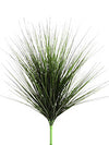"Grass Bush - 24"" Tall - Set of 6 - Green"