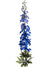"Delphinium Larkspur Stem - 37"" Tall - Box of 12 - Choice of Color"
