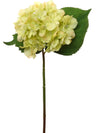 "Hydrangea Stem - 12"" Tall - Set of 12 - Choice of Color"