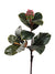 "Magnolia Foliage Spray - 17"" Tall - Box of 12 - Green"