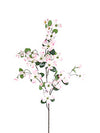 "Dogwood Branch Spray - 32"" Tall - Box of 24 - Choice of Color"