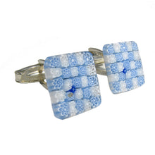 Murano glass cufflinks