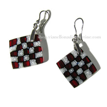 Murano glass earrings