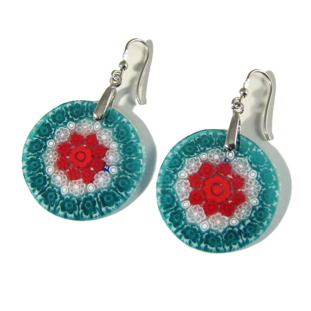 murano earrings online shop