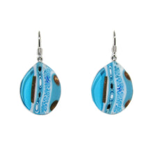 Earrings Murano glass