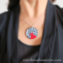 murano glass pendant