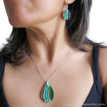 Handcrafted glass jewellery