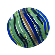 Small plate Murano glass
