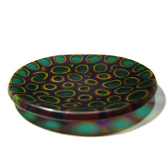 glass small plate