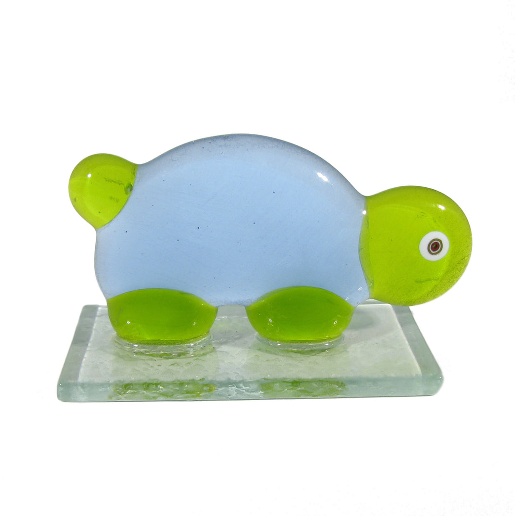 Turtle Murano glass
