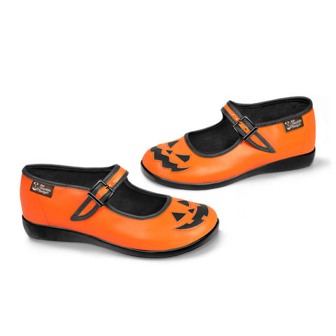 Chocolaticas® Halloween Women's Mary Jane Flat