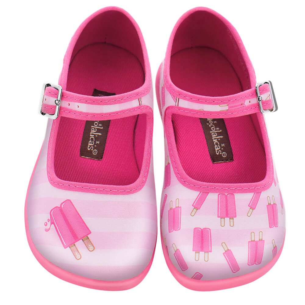 Mini Chocolaticas® Popsicle Girls Mary Jane Flat