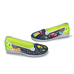 Chocolaticas® I believe Women's Slip-On