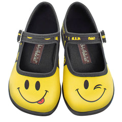 Mini Chocolaticas® Smile Girls Mary Jane Flat
