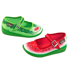 Mini Chocolaticas® Patilla Girls Mary Jane Flat