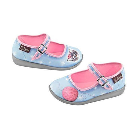 Mini Chocolaticas® Sussy Cat Girls Mary Jane Flat
