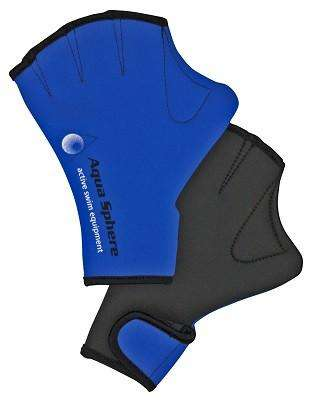 Aqua Sphere Webbed Swim Gloves,Aqua Sphere,Treshers