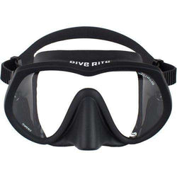 Dive Rite UltraClear Frameless Mask,Dive Rite,Treshers