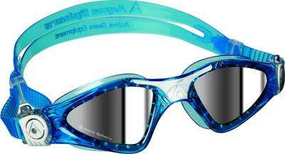 Aqua Sphere Kayenne Small Fit Mirrored Lens Goggles,Aqua Sphere,Treshers