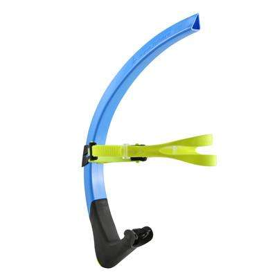 Treshers:Michael Phelps Focus Swim Snorkel. Small fit,Blue/Black