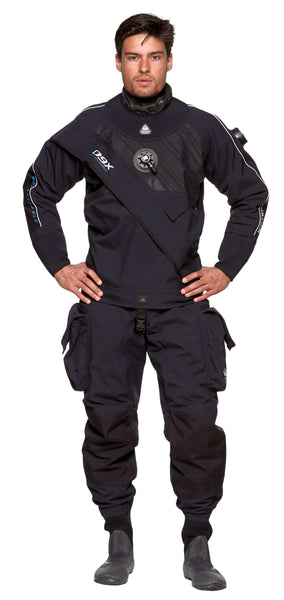 D9X Breathable Dry Suite, Mens,Waterproof,Treshers