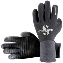 ScubaPro Everflex 3 mm Glove Black,Scubapro,Treshers