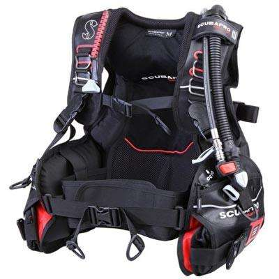 Scubapro Equator BCD with Balanced Power Inflator,Scubapro,Treshers