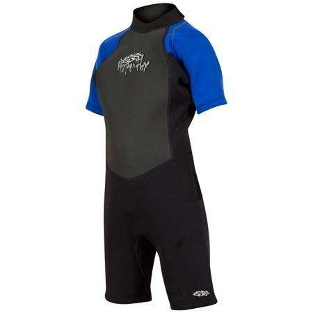Hyperflex Acess Child's Backzip Springsuit,Henderson,Treshers