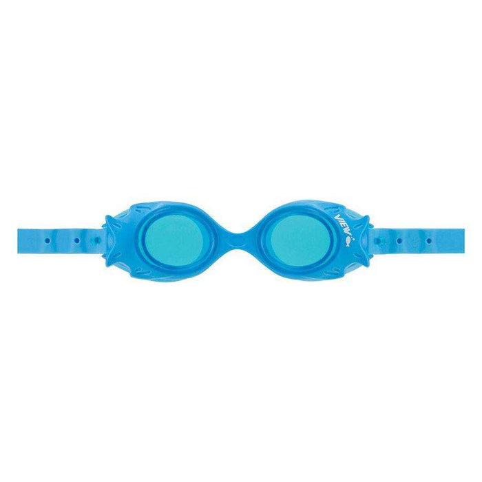 Treshers:TUSA View Guppy Junior Swimming Goggles,Sky Blue