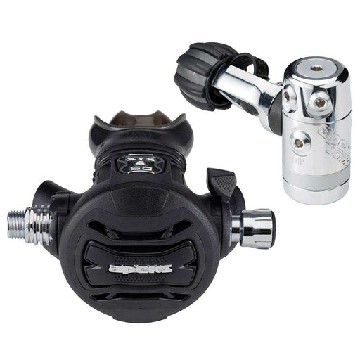 Apeks XTX50 Regulator, Yoke,Apeks,Treshers