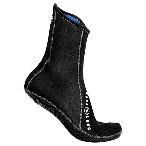 Aqua Lung Ergo Neoprene Sock: High Top with Grip,Aqua Lung,Treshers