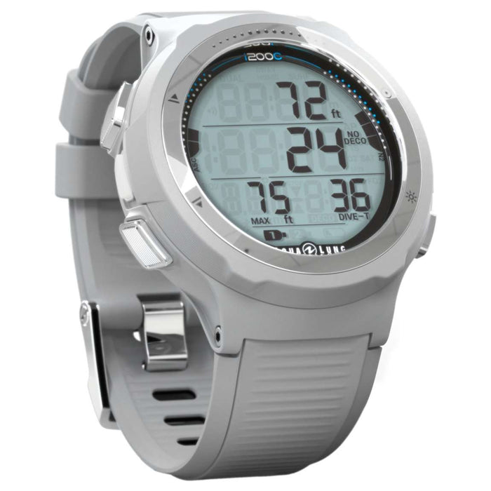 Treshers:Aqua Lung i200c Wrist Computer,Light Gray