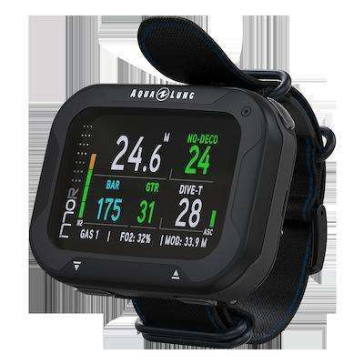 Aqua Lung i770R Wrist Computer with Transmitter and USB,Aqua Lung,Treshers