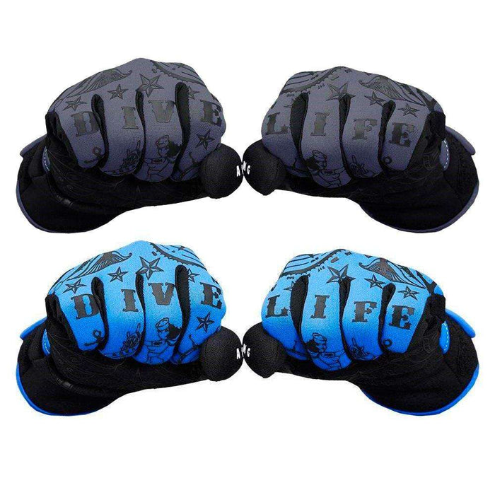 Aqua Lung Admiral III Gloves, 2mm, Men,Aqua Lung,Treshers