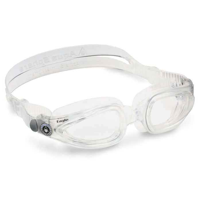 Treshers:Aqua Sphere Eagle Swim Goggles,Transparent