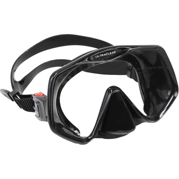 Treshers:Atomic Frameless 2 Mask, Large Fit,Black