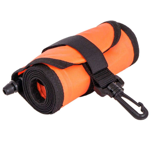 Dive Rite Smt See-Me Float Tube Orange,Dive Rite,Treshers