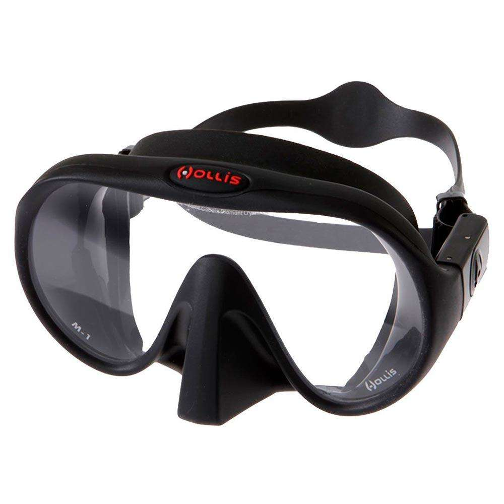 Hollis M-1 Scuba Mask,Huish Outdoors,Treshers
