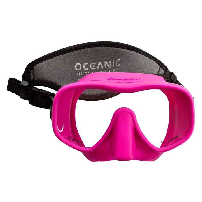 Treshers:Oceanic Shadow Mask, In Color!, Neo Strap,Pink