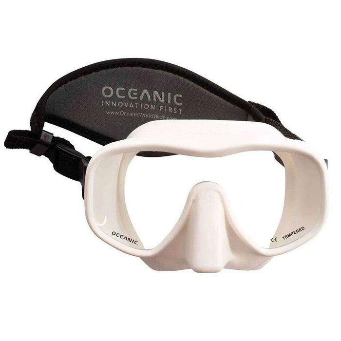Treshers:Oceanic Shadow Mask, In Color!, Neo Strap,White