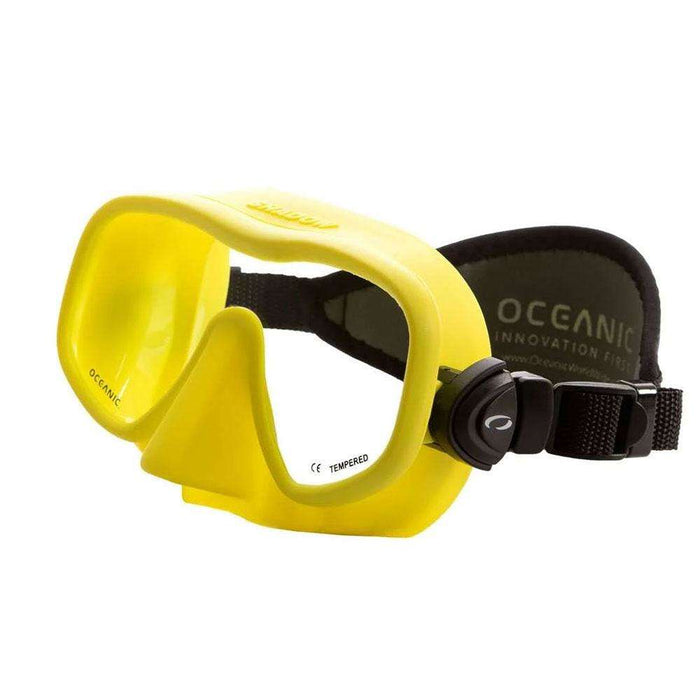 Treshers:Oceanic Shadow Mask, In Color!, Neo Strap,Yellow