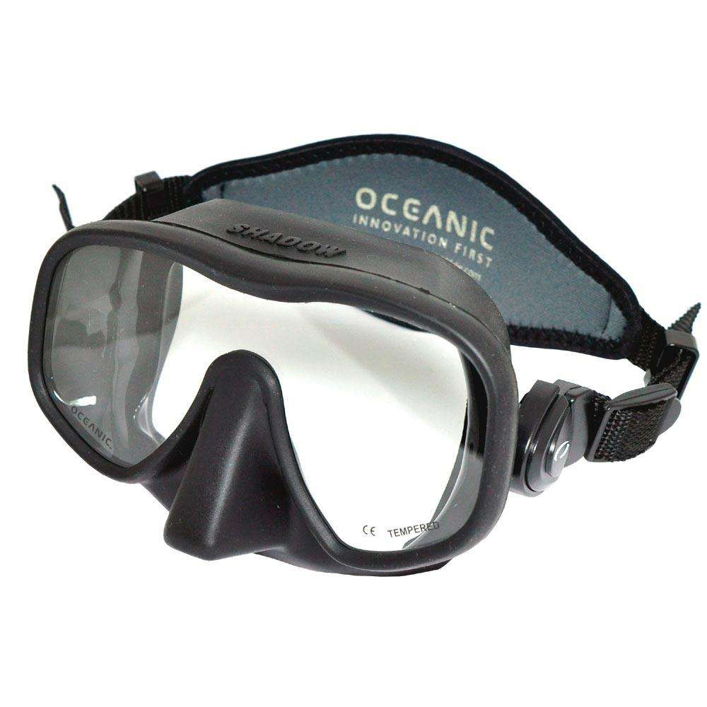 Treshers:Oceanic Shadow Mask, Neo Strap,Black