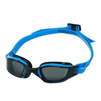 Michael Phelps XCEED Tinted Lens Goggles, Blue/Black, EP1314001LD,Aqua Sphere,Treshers