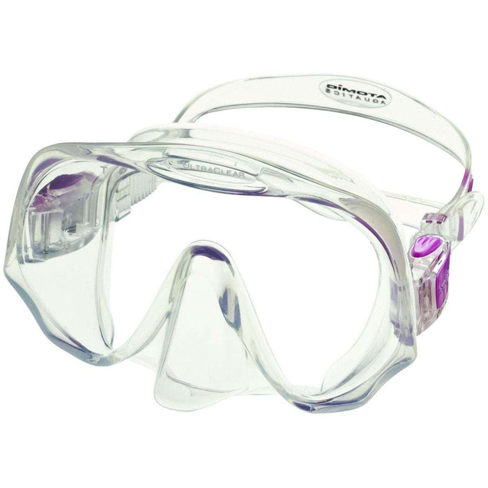 Atomic Frameless Mask, Medium Fit,Atomic Aquatics,Treshers